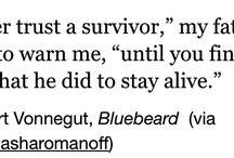 Until I drown...
