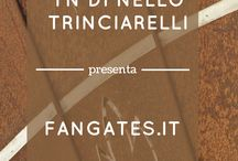 Fangates | Cancelli Ventaglio Made in Italy