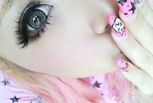 ♔Perfect Puppy Eyes Makeup♔