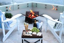 Fire-Away Fire Pit / The transportable, sculptural, flat-pack fire-pit