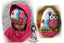 crocheted things