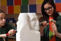 Doğa'da Sanat / Doğa Okulları'nda sanatın her dalıyla tanışan Doğa Okulları öğrencileri, öğrendikleriyle hayallerini gerçeğe dönüştürüyor.