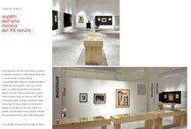 Aspetti dell'Arte Italiana del XX secolo / Mostra 10-03-2012/14-04-2012