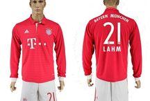 Billige Philipp Lahm trøje / Køb Philipp Lahm trøje 2016/17,Billige Philipp Lahm fodboldtrøjer,Philipp Lahm hjemmebanetrøje/udebanetrøje/3. trøje udsalg med navn.