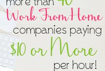 Work From Home / by Nicole Howell