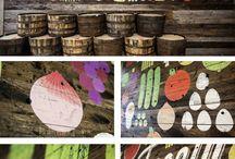 Tuckshop/Food Mural ideas