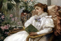 Ahh....Reading!!   / by Christy Royse Miller