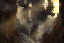 Criaturas miticas