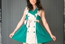 Unique Dresses / Special and unique designs.