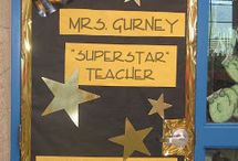 Teacher treats and appreciation / by Carrie Shapiro