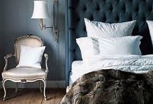Navy Blue Interiors - / Bedrooms, sitting rooms