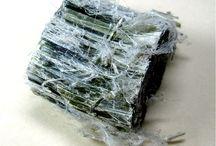 Types of Asbestos / Varietà di amianto