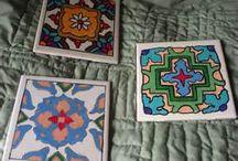 tegels schilderen