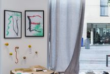 Deco / Curtains and deocration