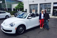 Lindsay VW Customers & Deliveries / Lindsay VW customers and their new vehicles!