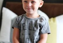 baby haircut / baby style / by Dominique Salvo