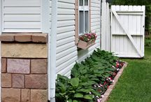 curb appeal / by Amber @ Small Fry