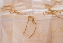 wedding favors bag