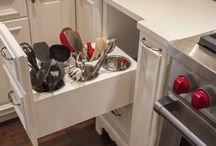 Kitchen: organization ideas
