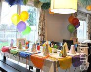 Craft parties