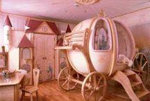 Genç yaşlar / Prenses odaları