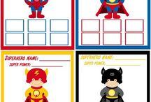 Superhelden geburtstag