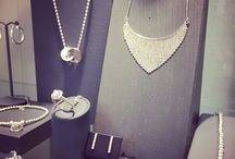 Our Range / Showcasing our Ready to Wear Collection in Gold & Silver
