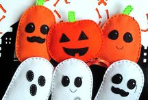 Halloween Sewing Projects / Halloween is on it's way so get to your sewing machine and whip up any of these scary sewing ideas for a spooky event!