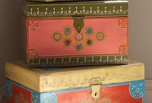 Wood painting / Painting decorative boxes and other stuffs