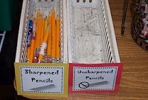 classroom organising