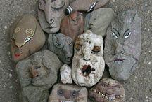 Steine basteln