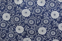 textiles and patterns