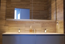 Collecting ideas for the dream bathroom / bathroom reno ideas / by Amanda Forbes Mestdagh