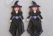 фигурка ведьма