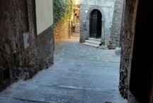 Immersion in Medieval Italy / How I dream in Medieval