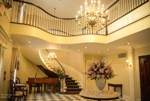 Mansion Interior / The elegant design of the Royalton Mansion's interior at the Roslyn Country Club.