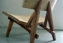Tabourets/chaises