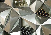 Liquor Cabinet/Wine Cellar Display