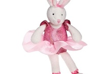 Easter plush toys