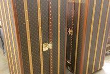 Rhodes-Wood Vintage luggage