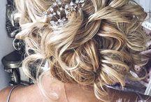 bryllup & hår