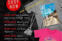 Christian T-Shirt Shop Deals and Discounts / Specials, Discounts and Deals from www.ChristianTshirtSHop.com