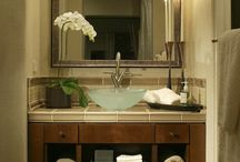 Bathroom ideas / by Vickie Malan