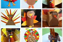 Thanksgiving / Crafts, activities, and more!