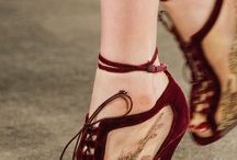 Gorgeous Shoes / From Flats to Sky High Heels, I love them all.