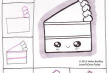 Gâteaux explication