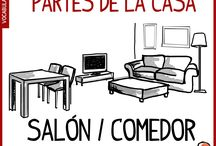 PARTS DE LA CASA