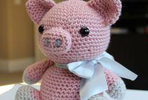 crochet: amigurumi / by Erin Apodaca