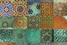 Patterns different cultures