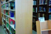 Imágenes de la Biblioteca de Farmacia / #bbtkfarm
